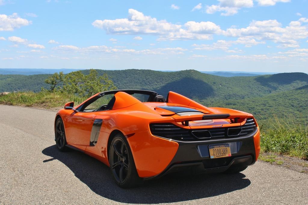 McLaren 650S Spider 12