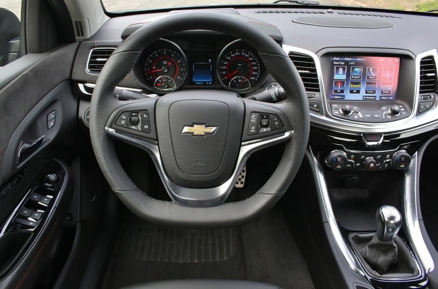 Chevrolet SS 14