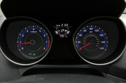 Hyundai Elantra Sport 12