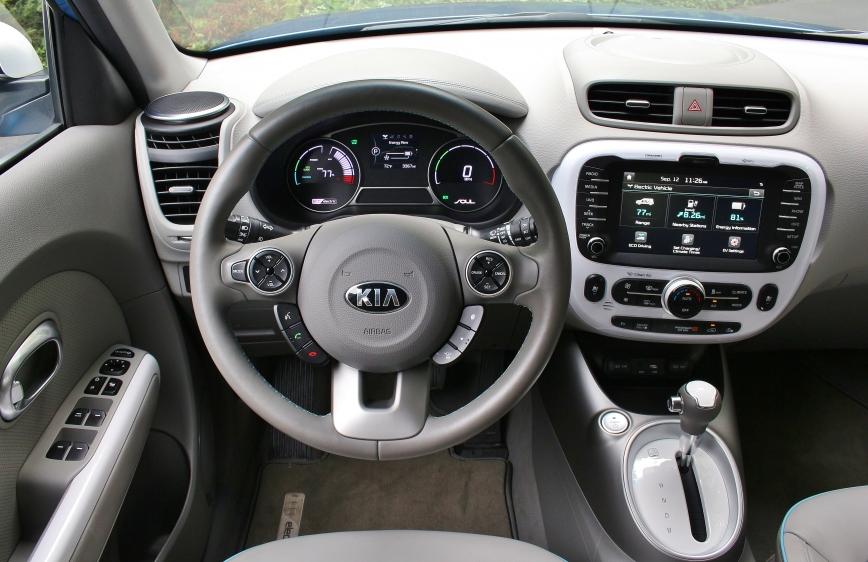 Kia Soul EV 10