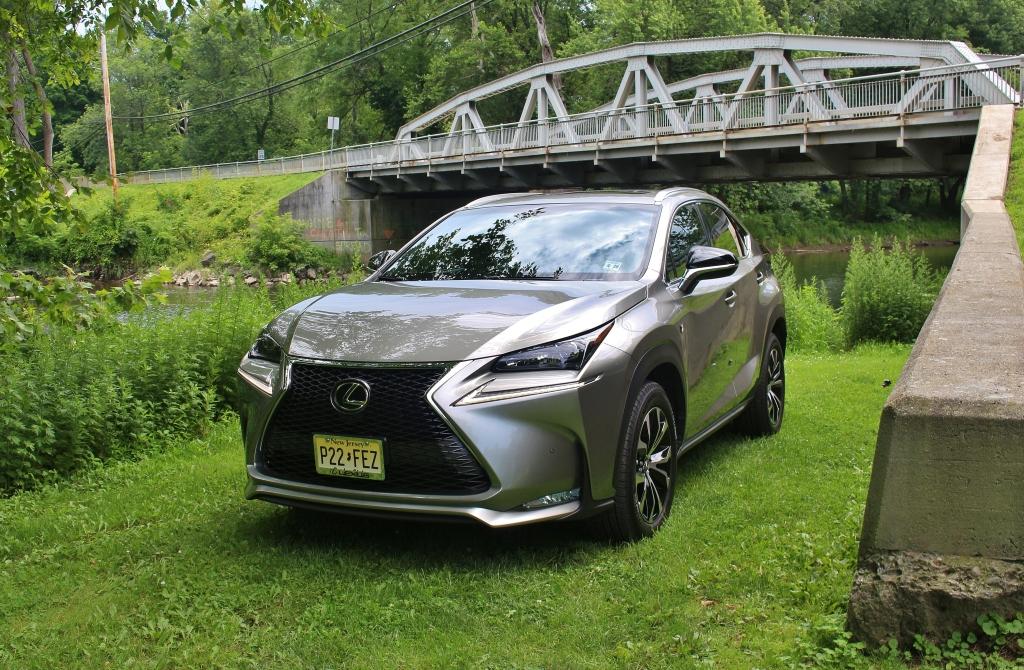 Lexus NX FSport 1