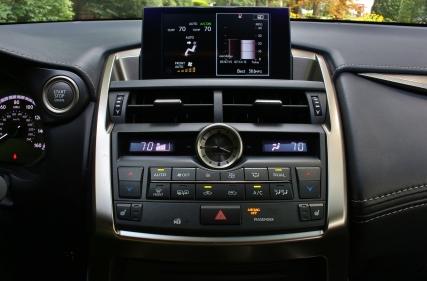 Lexus NX FSport 11