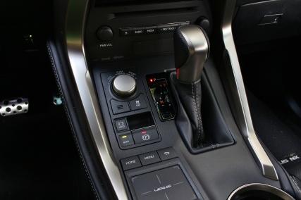 Lexus NX FSport 12