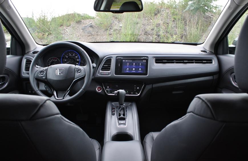 Honda HRV 7