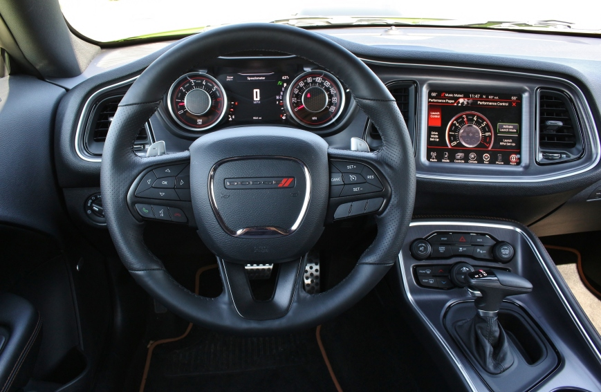 Dodge Challenger Scat Pack Shaker 15