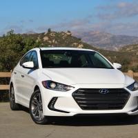 First Drive: 2017 Hyundai Elantra