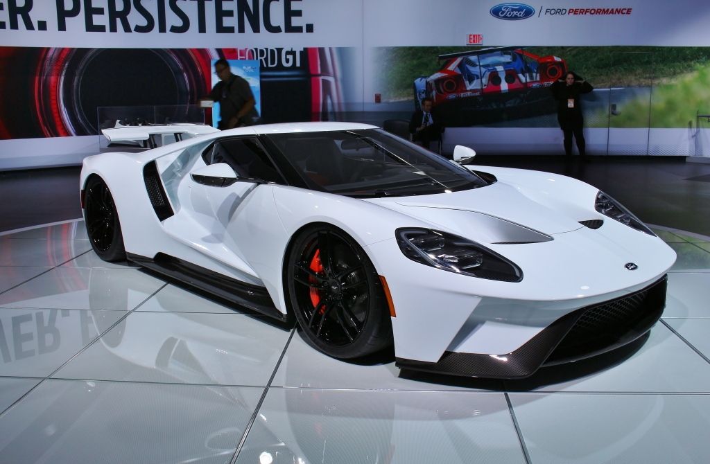 5 best ford gt 1