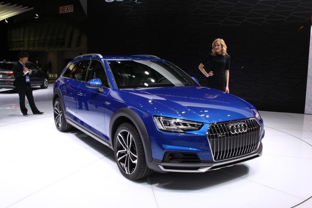 Audi Allroad 2
