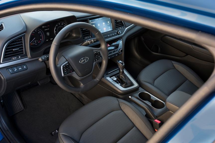 MY17 Hyundai Elantra