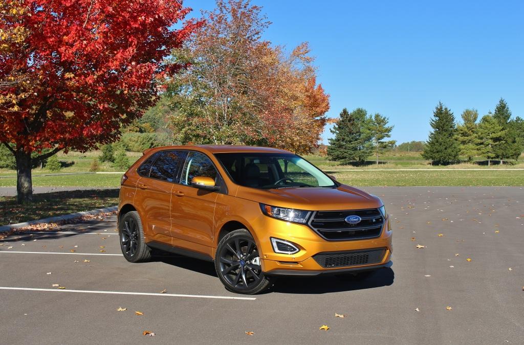 Ford Edge Sport 5
