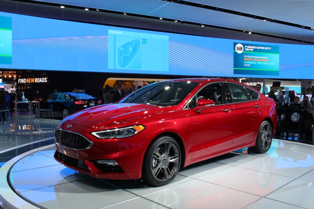 Ford Fusion Sport 2