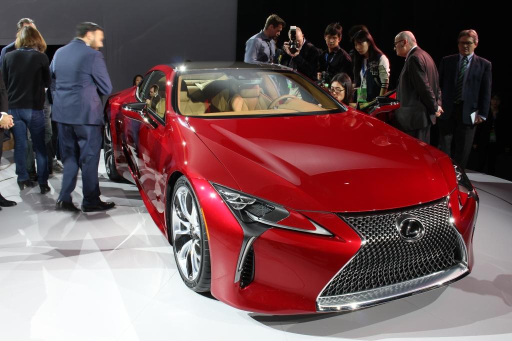 Lexus LC500 2