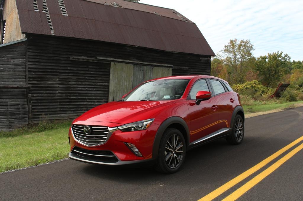 Mazda CX3 1