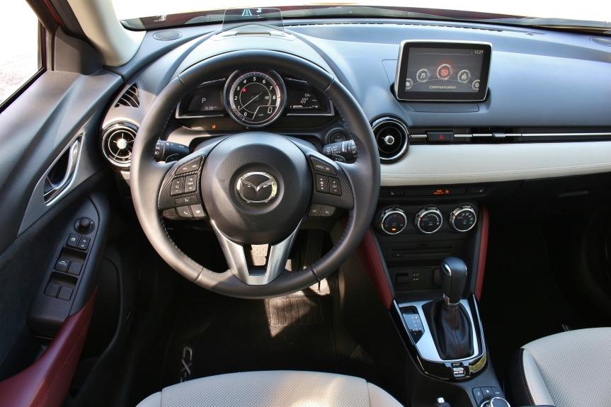 Mazda CX3 15