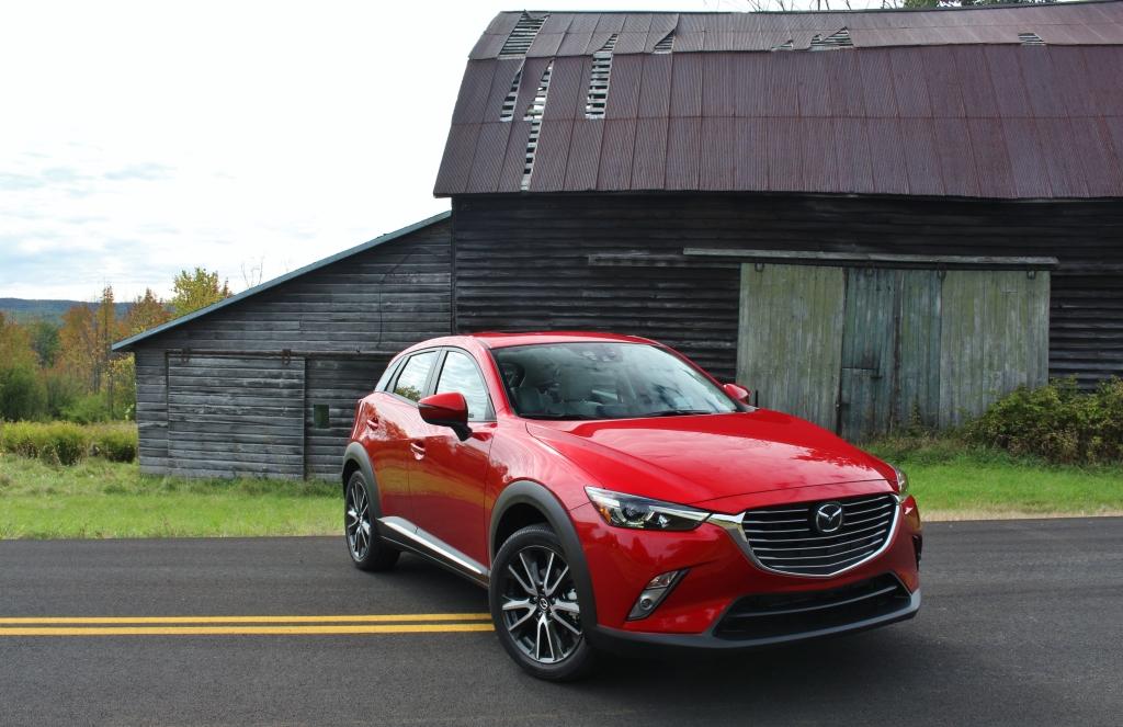 Mazda CX3 3