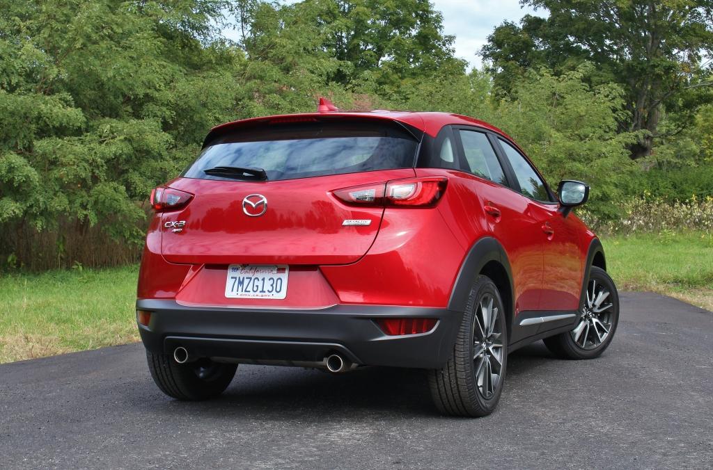 Mazda CX3 7