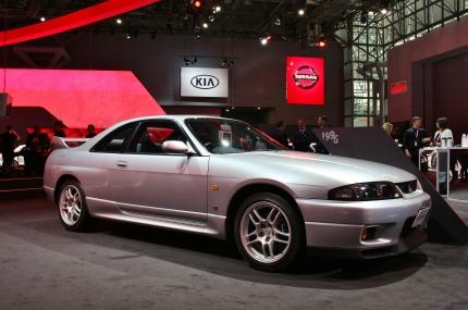 1995 Nissan GTR
