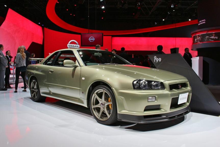 1999 Nissan GTR