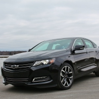 Blackout: 2016 Chevrolet Impala Midnight Edition