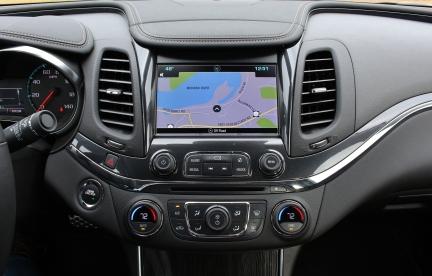 2016 Chevrolet Impala 10