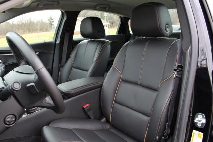 2016 Chevrolet Impala 11
