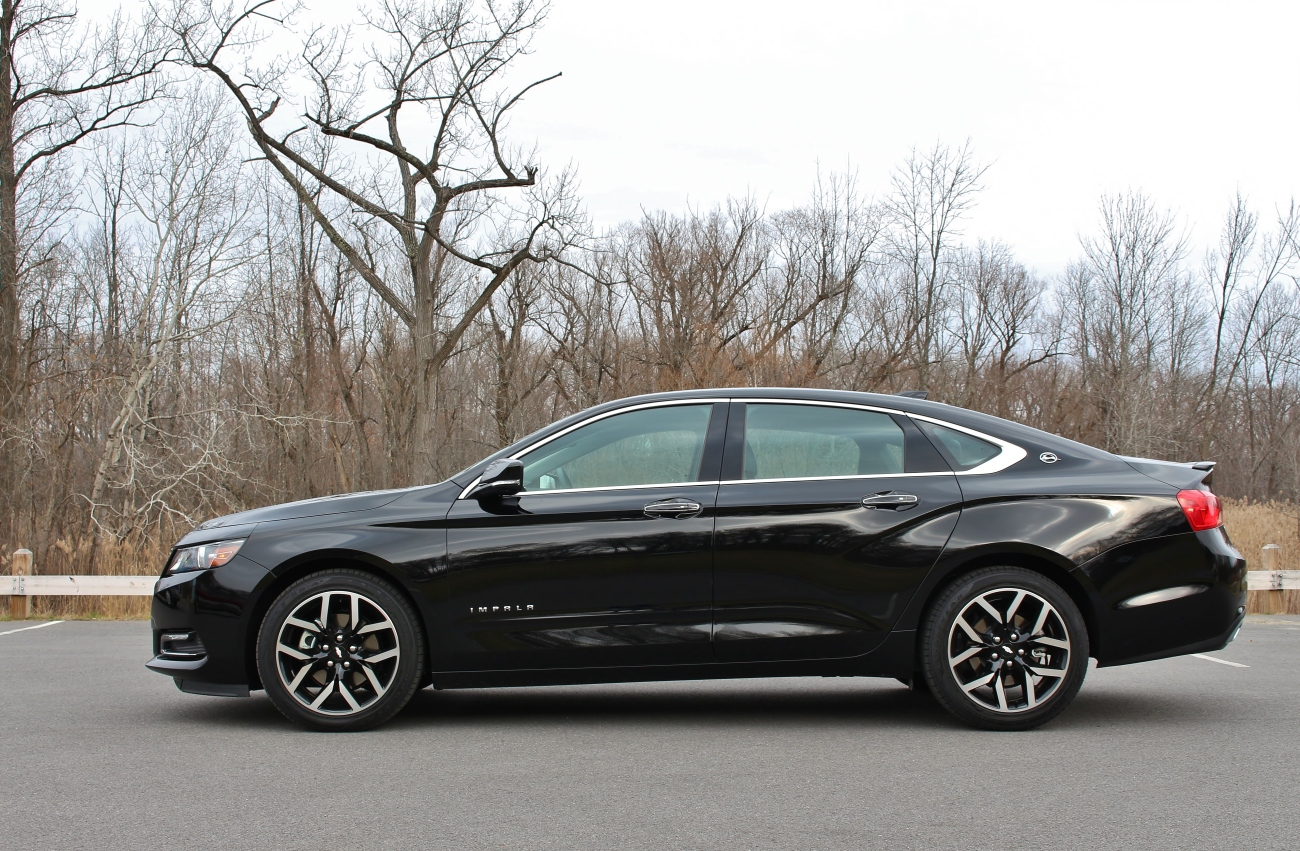 2018 Chevrolet Impala Kelley Blue Book Autos Post