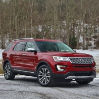 Elite: 2016 Ford Explorer