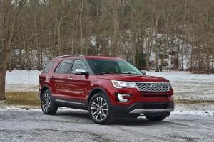 2016 Ford Explorer Platinum 4