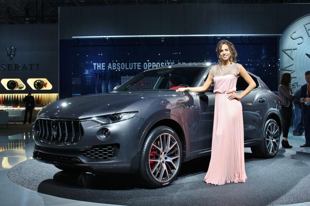 2016 Maserati Levante 2