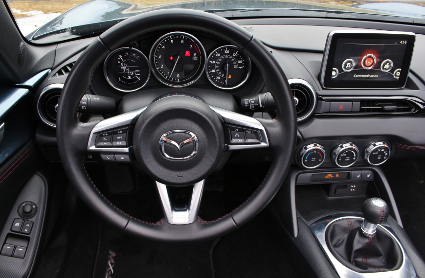 2016 Mazda MX5 16