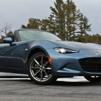 Colder Weather: 2016 Mazda MX-5