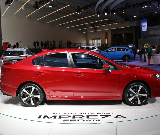 Subaru Legacy Sport