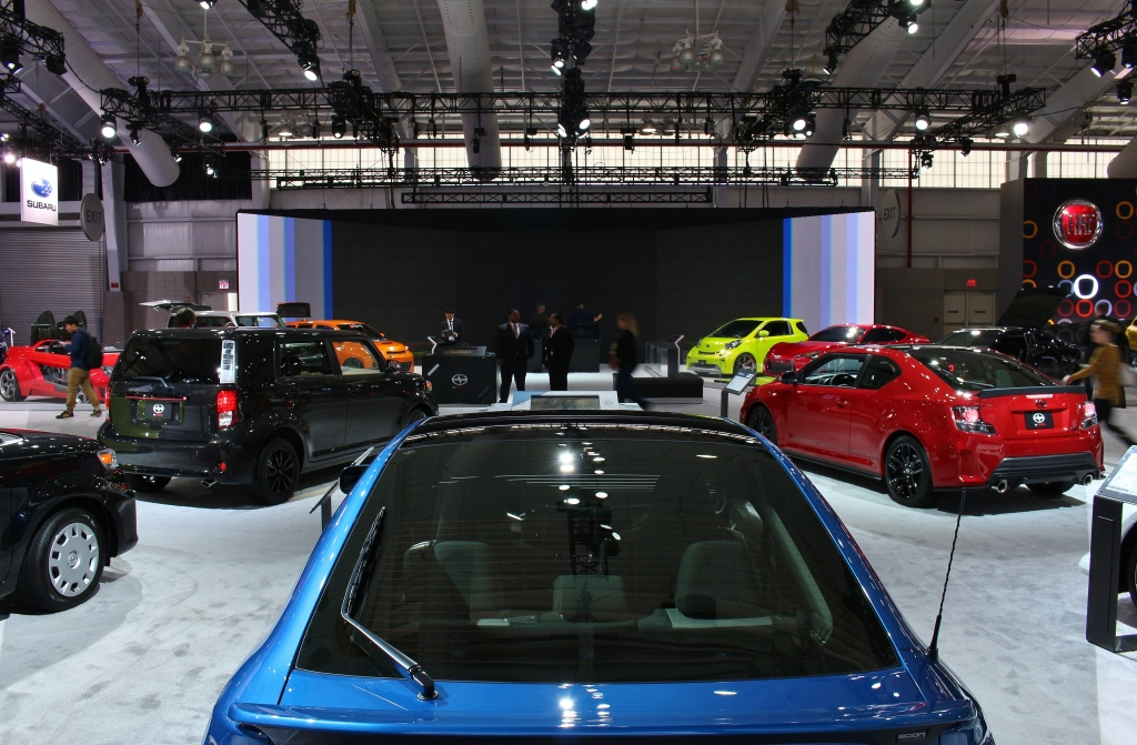 Scion Booth