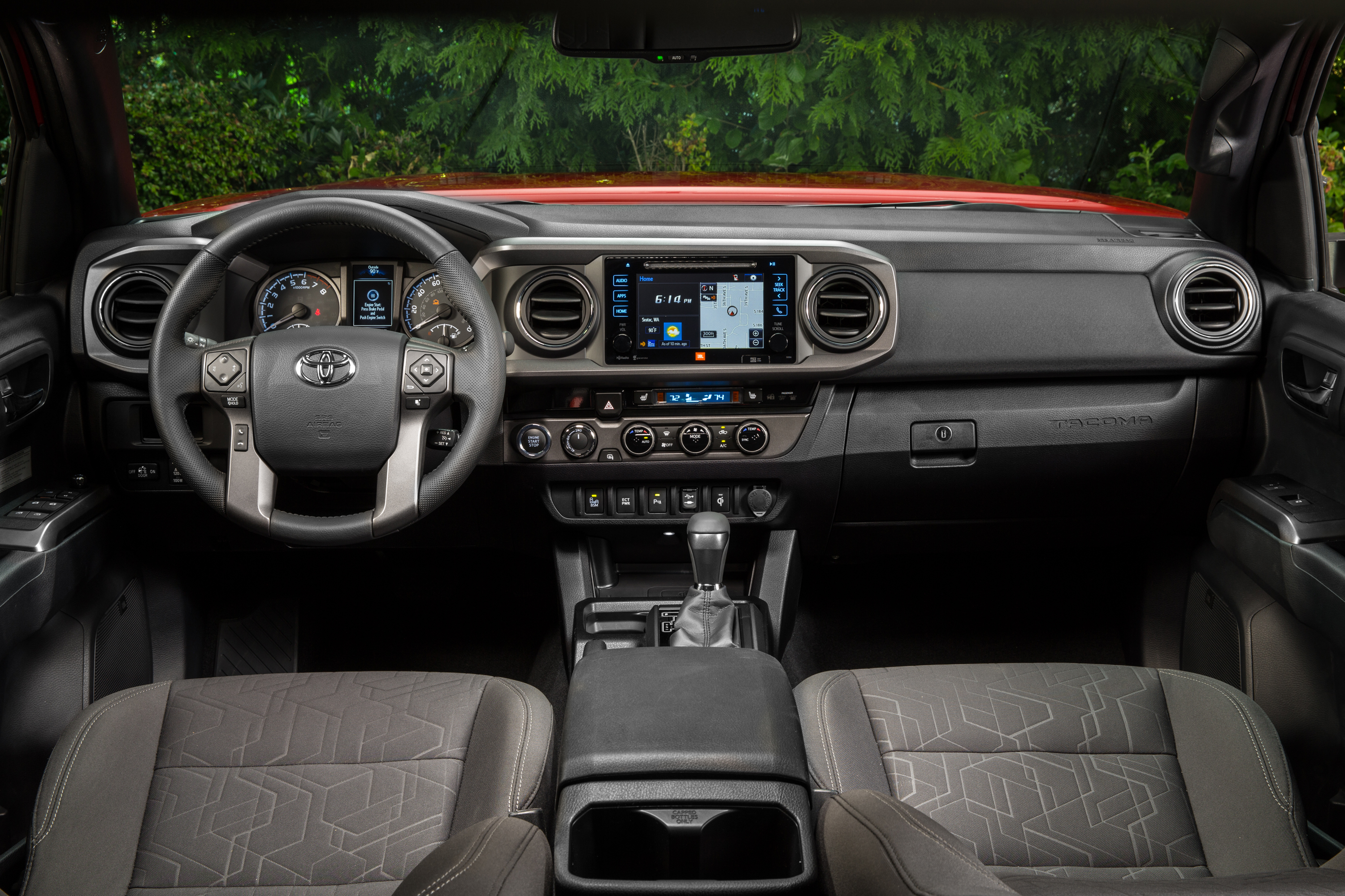 Great U0027Toyota Tacoma Interior 1u0027. Published March 9, 2016 At 3000 × 2000 In ... Pictures Gallery
