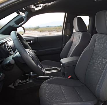 Toyota Tacoma Interior 4