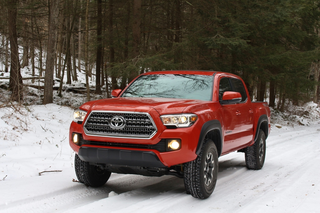 Toyota Tacoma TRD Offroad 1
