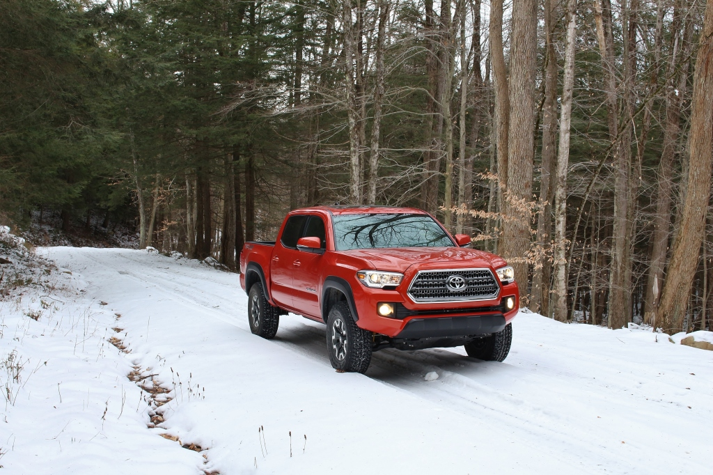 Toyota Tacoma TRD Offroad 3