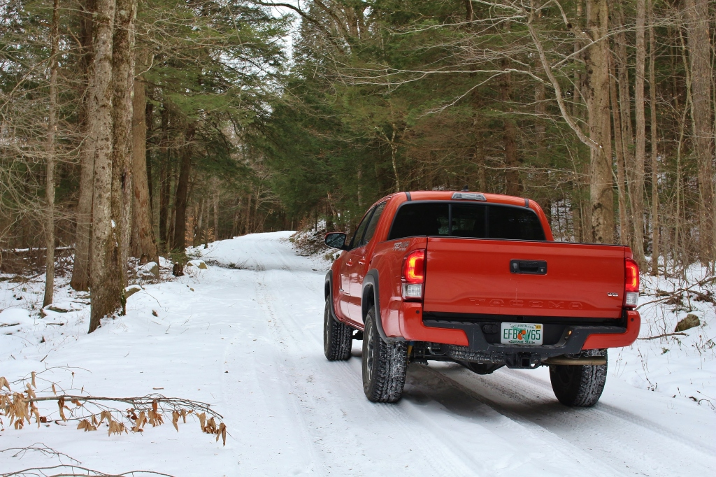 Toyota Tacoma TRD Offroad 4
