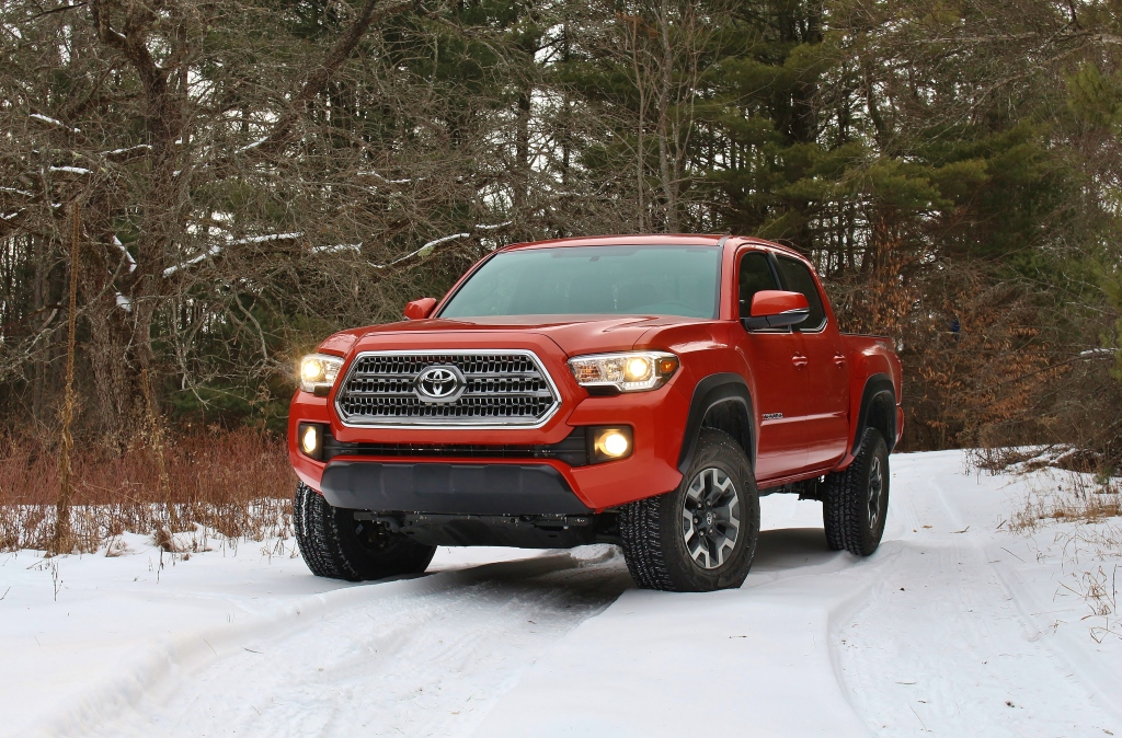 Toyota Tacoma TRD Offroad 6