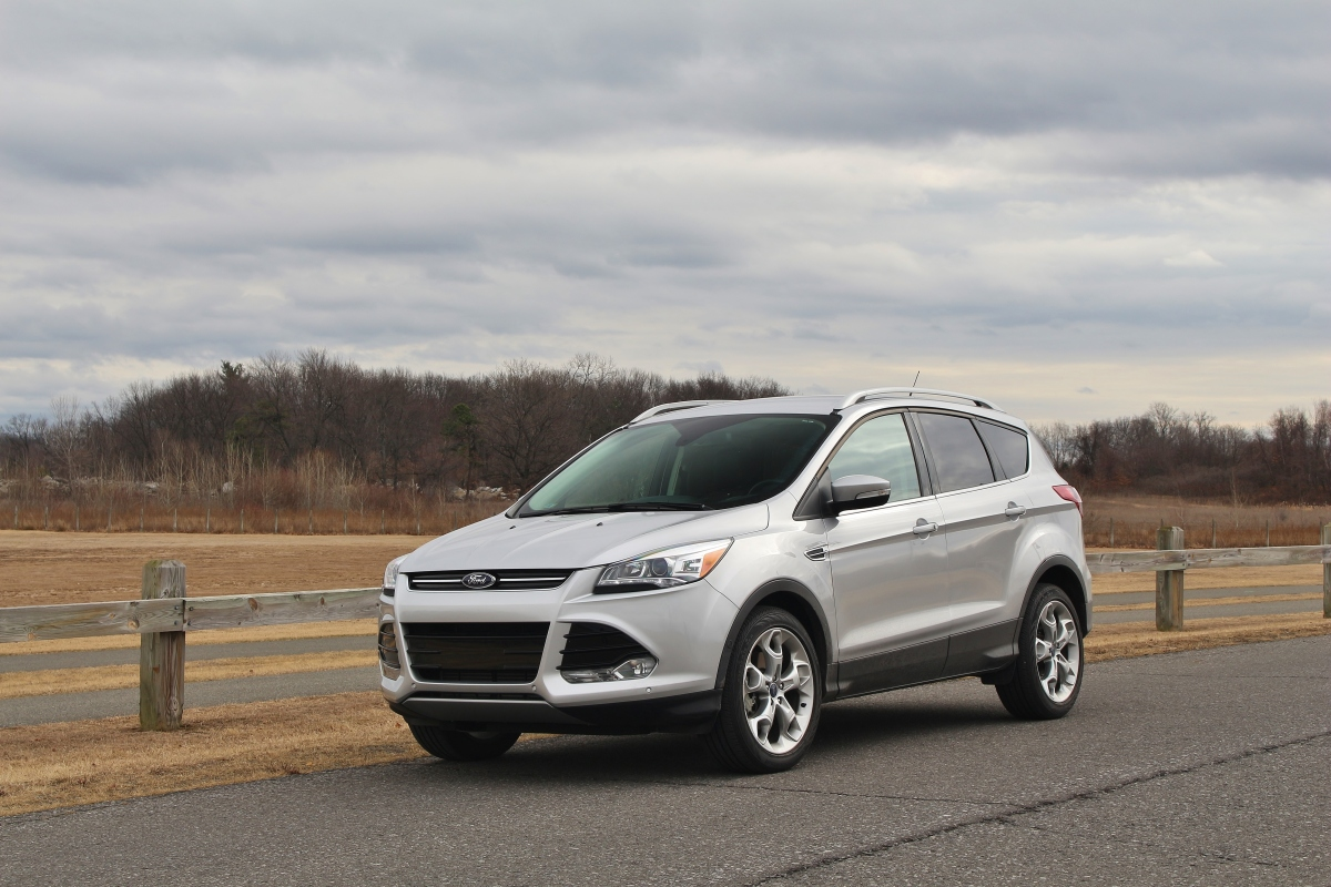 Ford Escape Titanium >> Synced: 2016 Ford Escape – Limited Slip Blog