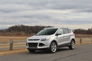 2016 Ford Escape Titanium 2