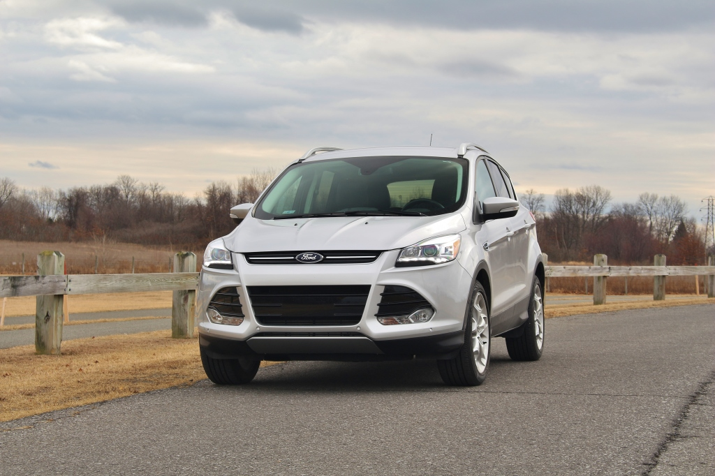 2016 Ford Escape Titanium 3