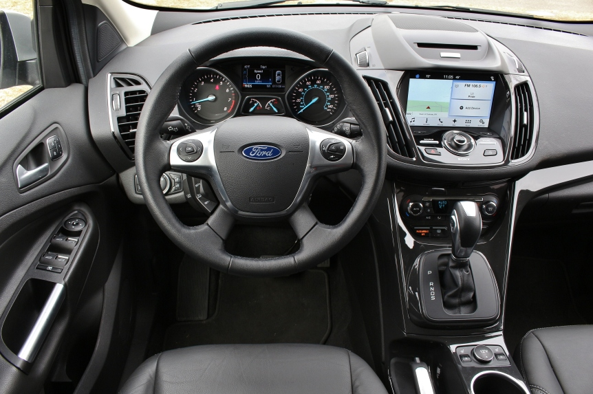2016 Ford Escape Titanium 6