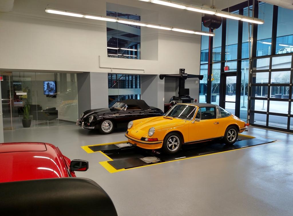 Porsche Experience Center 15