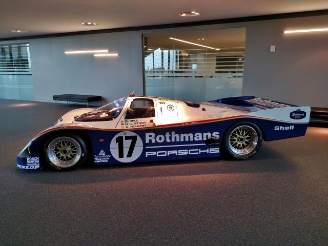Porsche Experience Center 4