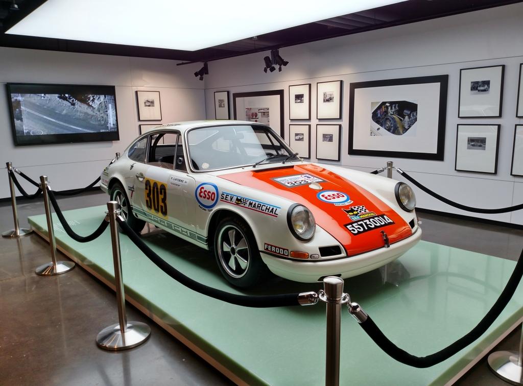 Porsche Experience Center 5
