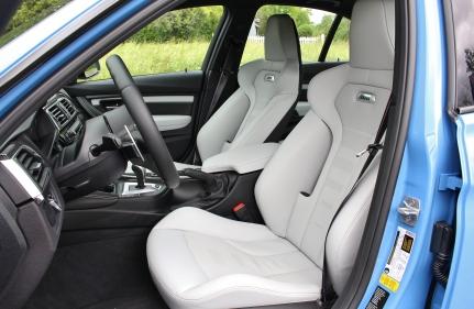 2016 BMW M3 Interior 1