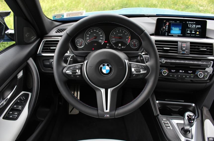 2016 BMW M3 Interior 3