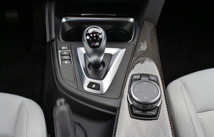 2016 BMW M3 Interior 4
