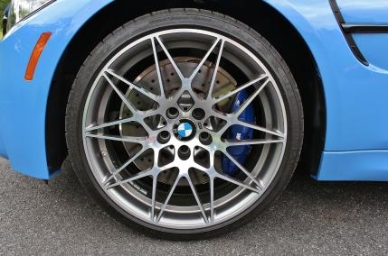 2016 BMW M3 Wheel